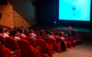 Conferência de Neurociências por Eric Gaspar